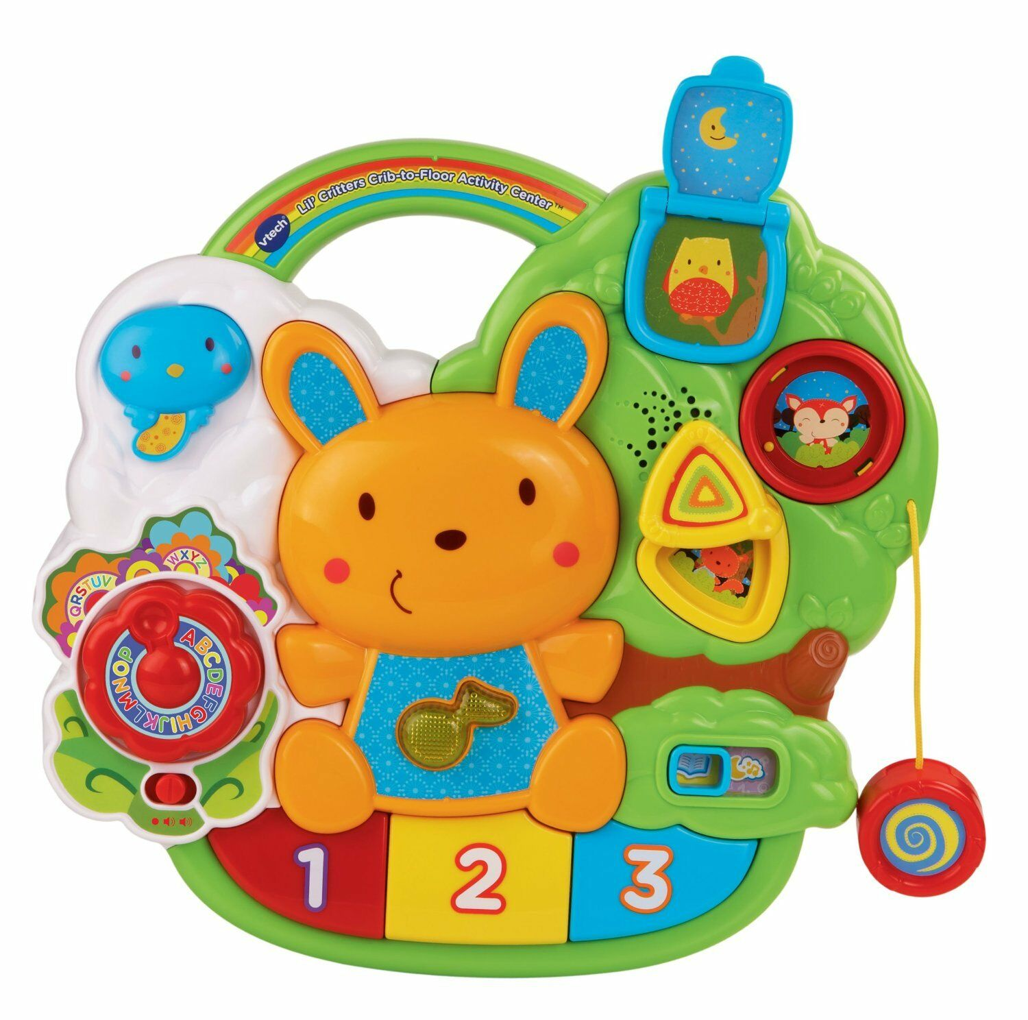 Vtech Lil Critters Crib to Floor Activity center educational toy