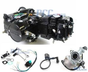 image is loading lifan-125cc-motor-engine-carb-xr50-crf50-xr70-