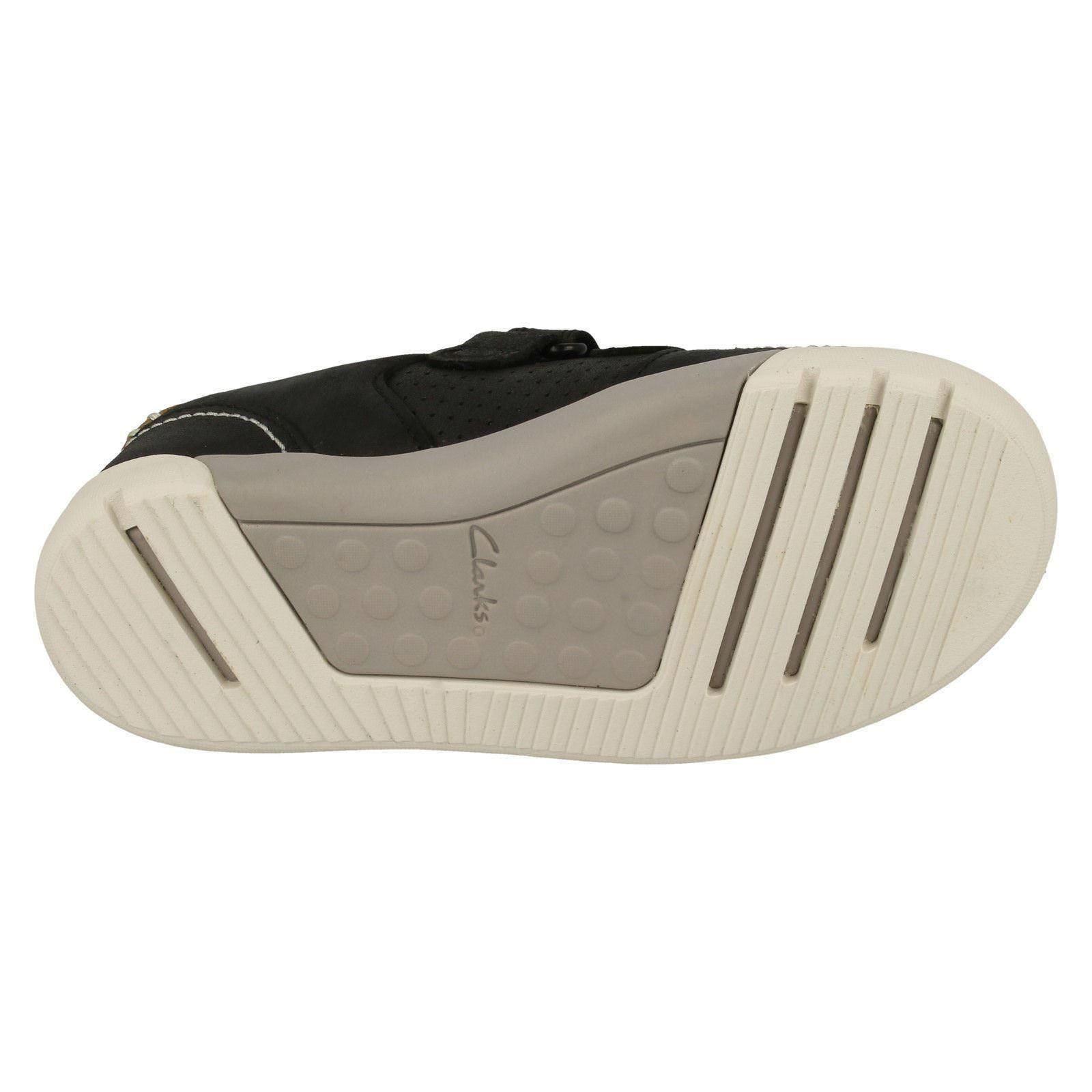Clarks Mini blancoo Zapato Informal de Cuero blancoo Mini Ezra 6a6f16
