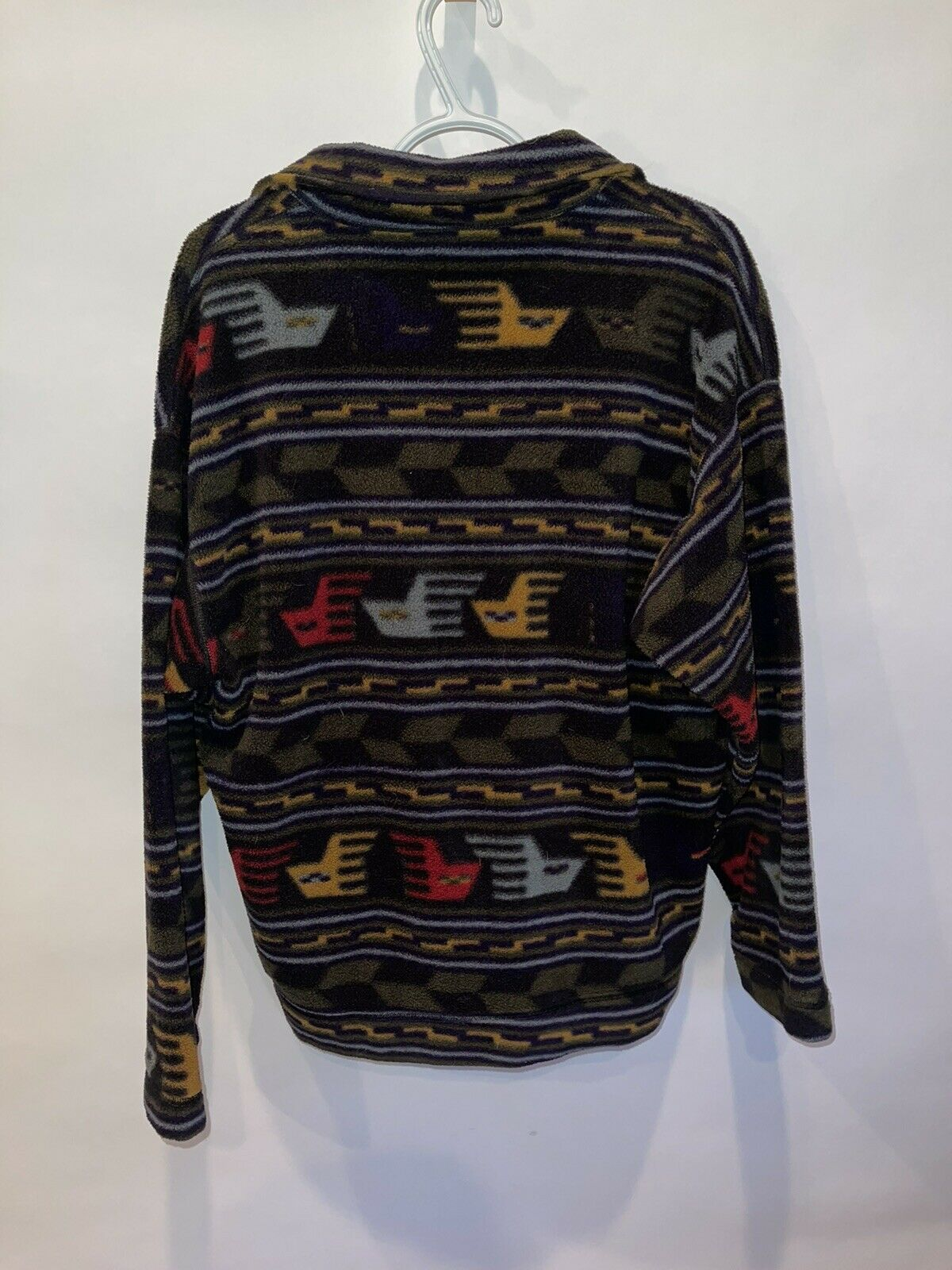 Rare Vintage Aztec Tribal Patagonia Jacket (80s o… - image 3