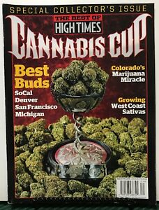 Details about Best Of High Times Cannabis Cup Best Buds Sativa #79 2015  FREE SHIPPING JB