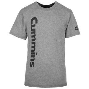 Cummins-dodge-diesel-truck-shirt-t-short-tee1919-trucker-gear-4X4-cumming-LARGE