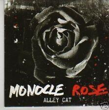 (623U) Monocle Rose, Alley Cat - DJ CD