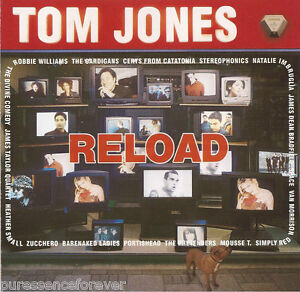 TOM-JONES-Reload-UK-17-Track-CD-Album