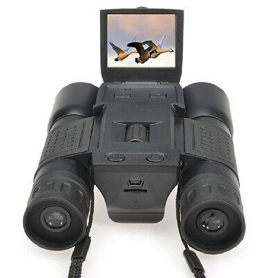 2GB VERSTECKTE KAMERA FERNGLAS CAMERA VIDEO VOICE FOTO SPYCAM SPY CAM SPION A134
