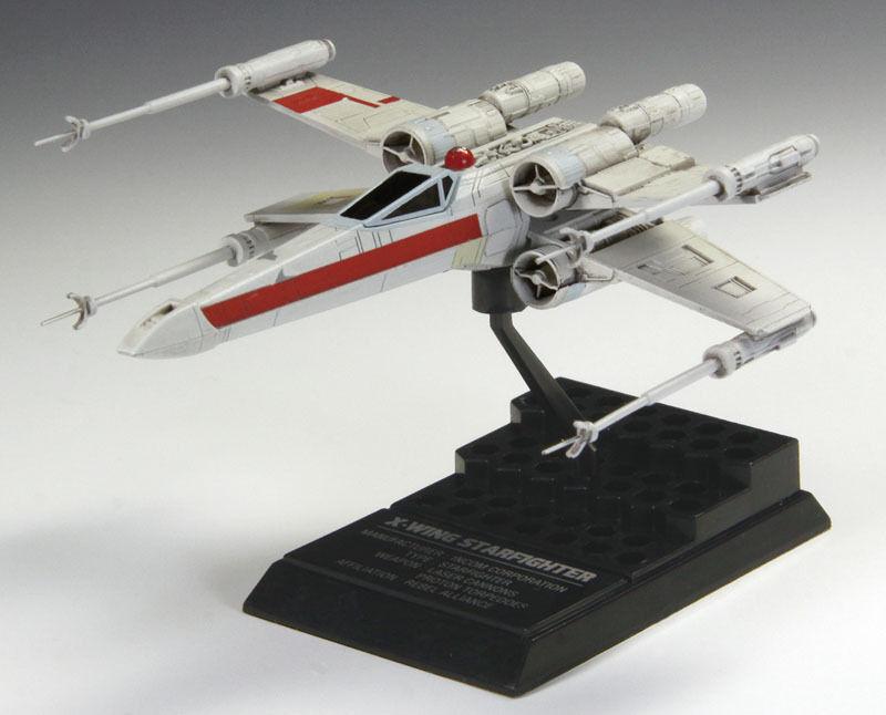 Kinder 6 Star Wars Wurfgleiter Super Flyer X-Wing Starfighter looper NEU OVP