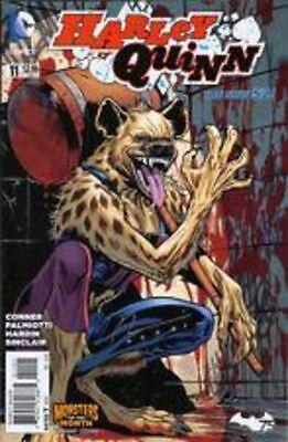 HARLEY QUINN #30 FINAL AMANDA CONNOR COVER DC COMICS VF//NM CB681