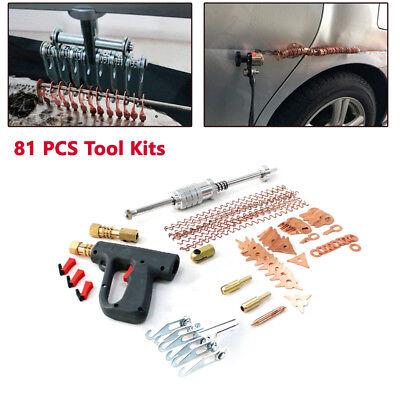 81X Car Stud Welder Dent Puller Spot Welding Pulling System Repair Removal Tool