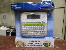 New Brother P Touch Ptd210 Easy To Use Label Maker One Touch Keys Multiple Font