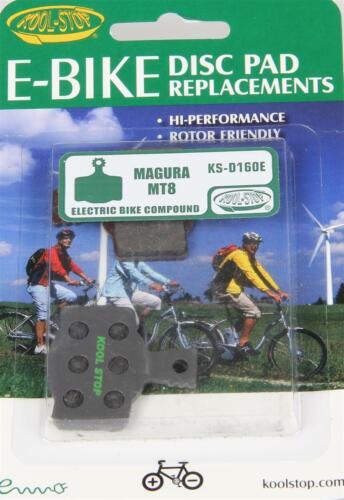 KOOL STOP Magura mt8 & mt6 & mt4 & mt2 DISC PASTIGLIE ks-d160e e-bike