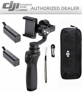 DJI-Osmo-Mobile-Gimbal-Stabilizer-for-Smartphones-Free-Extra-Battery-Reburbished
