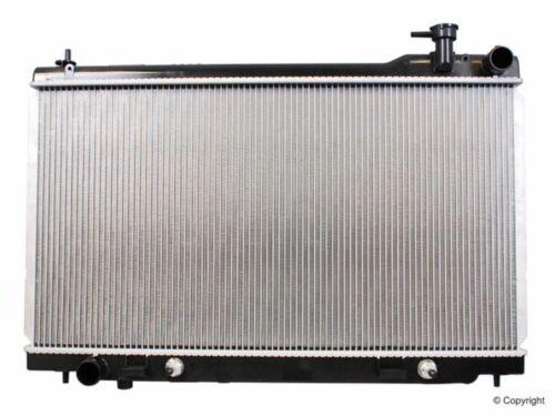 Radiator-Denso WD EXPRESS 115 24009 039 fits 03-07 Infiniti G35