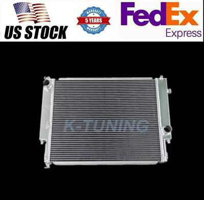 KKS 3 Rows Aluminum Radiator Fit 1993 94 95 96 97 Jeep Grand Cherokee 4.0L L6