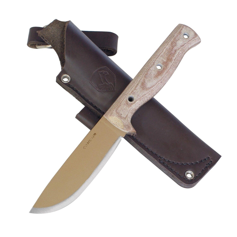 Condor Messer DESERT DESERT DESERT ROMPER KNIFE COCTK3909-45 18dfc6
