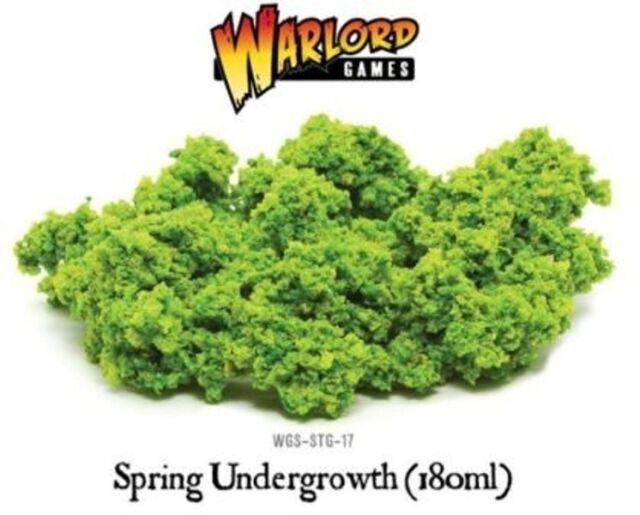Warlord Games Battlefields & Basing Spring Undergrowth (180ml)  WGS-STG-17
