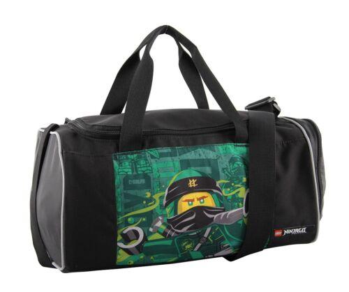 zum Schulranzen Schwimmtasche Lloyd NEU Lego Ninjago Sporttasche Energy pass