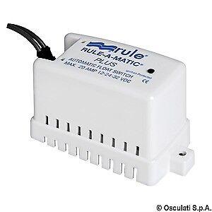 Rule-A-Matic Plus Rule Automatic Bilge Pump Switch Float 40A Ruleamatic     BPS1
