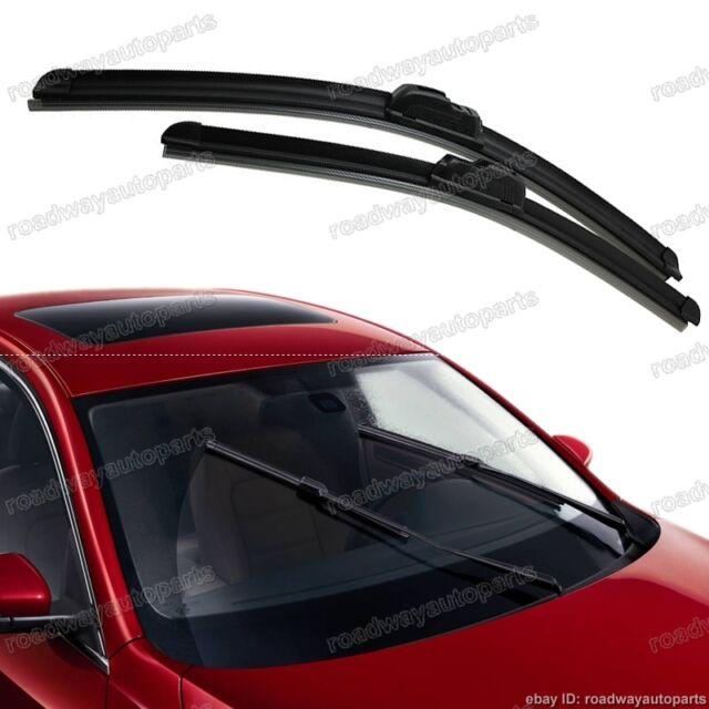 Front Windshield Wiper Arm Blades Rain  26''+23'' for Honda Civic 2004-2007
