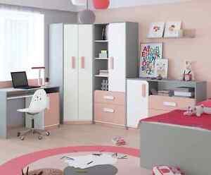 Kinderzimmer jugendzimmer iq rosa pink jugendzimmer modern matt ebay