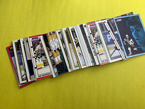 Ray Bourque NHL Hockey Card Lot X35+ Boston Bruins With Some Doubles
