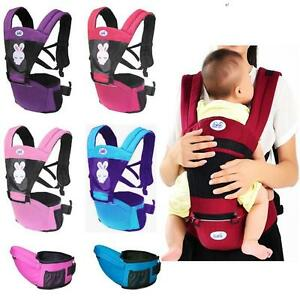 6386a1e0377 Baby Kid Toddler Safety Hipseat Hip Seat Carrier Belt Sling Hugger ...