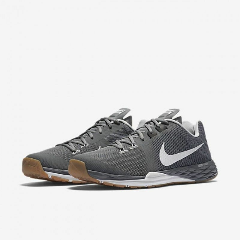 Men's Nike Train Prime Iron DF Training Cool Grey / White Sz 11 832219 010 New shoes for men and women, limited time discount