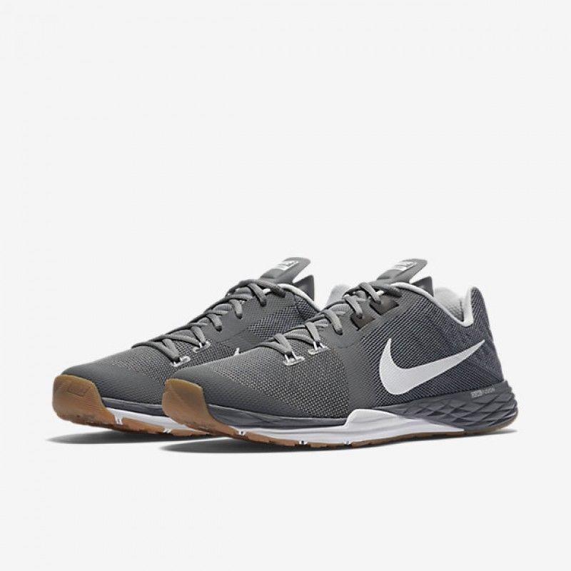 Men's Nike Train Prime Iron DF Training Cool Grey / White Sz 9 832219 010