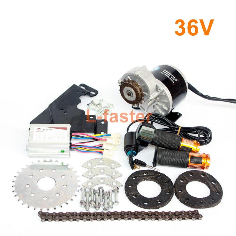 350W Neue Ankunftseinrichtung Elektrogetriebe Motor Kit Electric Derailleur Motor