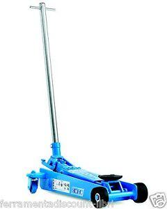 Cric sollevatore martinetto idraulico a carrello 1200 kg 1 for Sollevatore auto usato