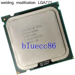Details about Intel Xeon E5450 Quad Core LGA 775 3 Ghz SLBBM CPU Processor  similar(Q9650)