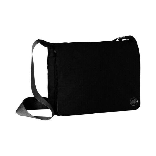 Mammut SHOULDER BAG SQUARE 8L - Elegant sporty shoulder bag