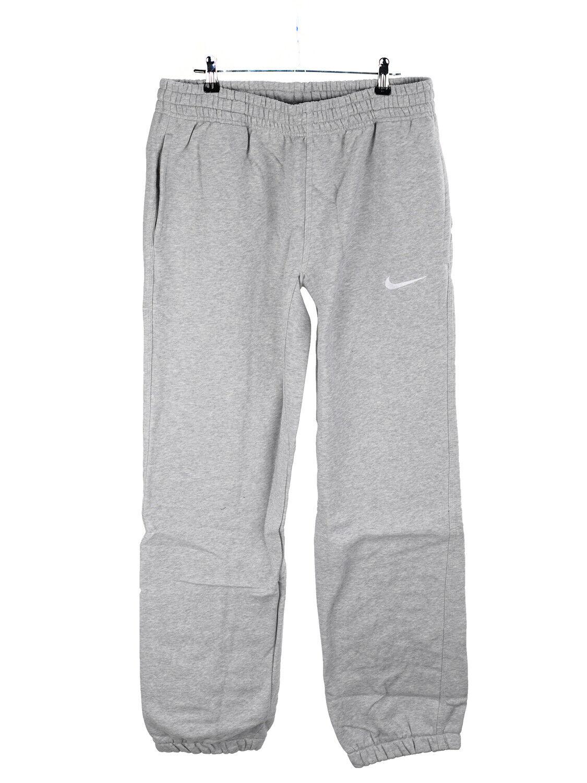 NIKE Baggy Pants Jogginghose Sporthose schwarz Grau