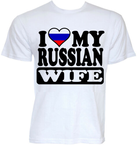 NOVELTY RUSSIAN T-SHIRTS GIFTS MENS FUNNY COOL RUSSIA FLAG JOKE RUDE T-SHIRT
