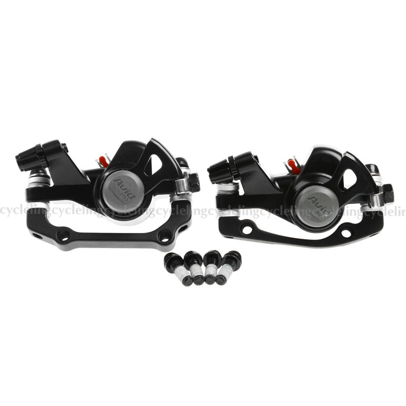 SRAM AVID BB3 MTB Mechanical Disc Brake Calipers Front and Rear