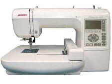 Janome Memory Craft 200E Embroidery Machine With Free $55 Bonus Kit!