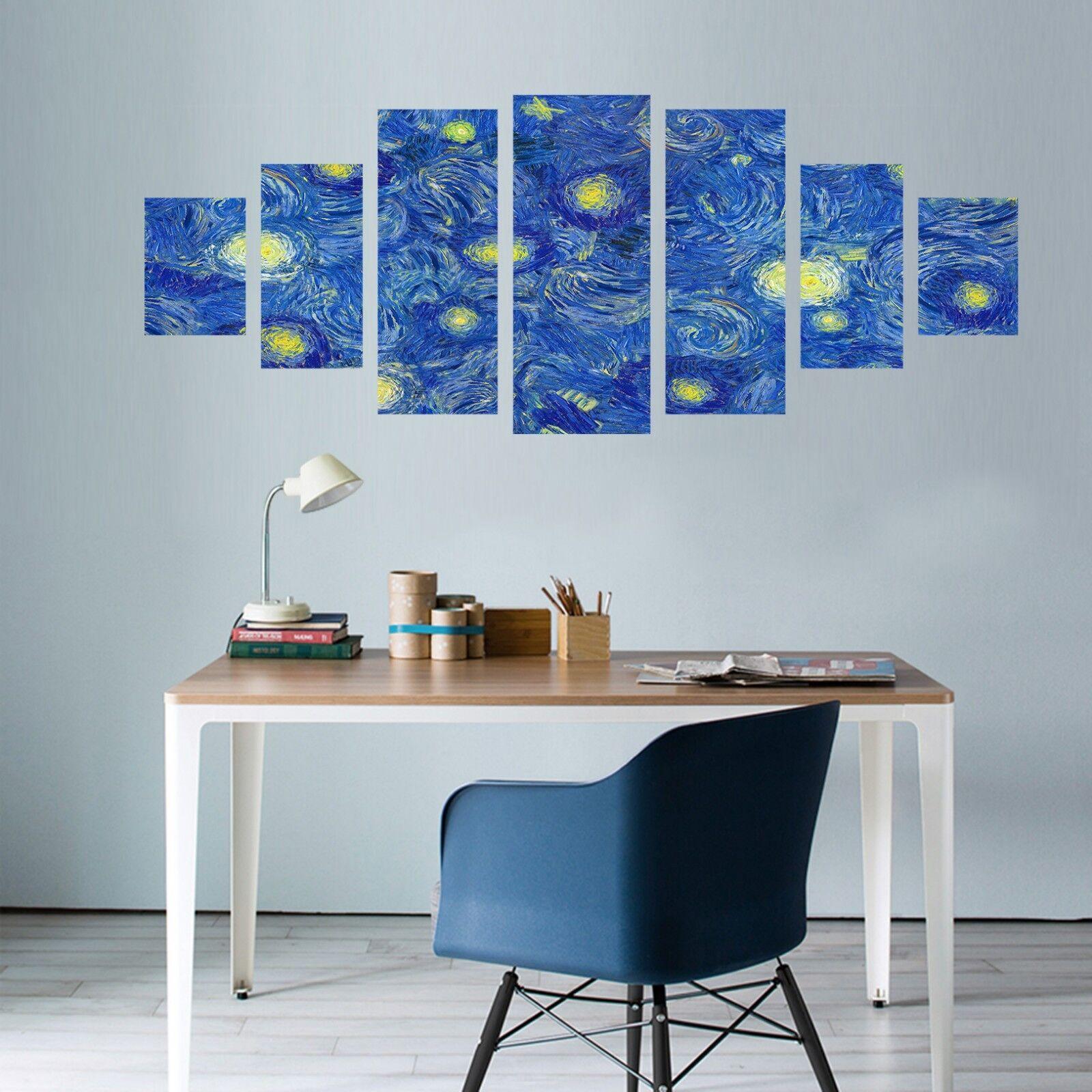 3D bluee Sky Painting 126 Unframed Print Wall Paper Deco Indoor AJ Summer