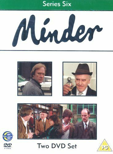 Minder - Series 6 - Complete DVD NEW And Sealed