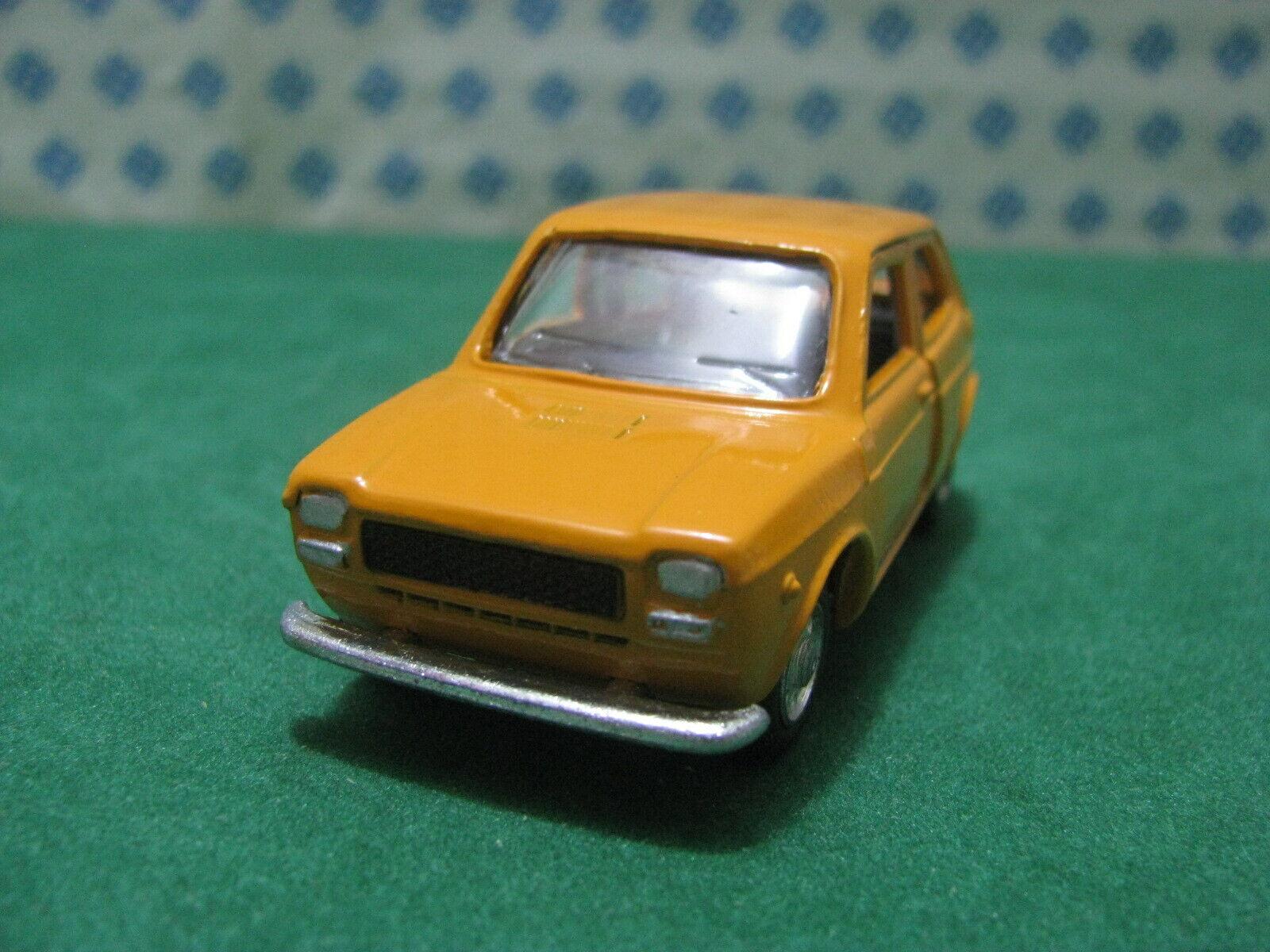 Vintage  -  FIAT 127  2 porte   - 1 43  Mercury  Art. 311