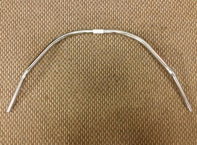 BICYCLE HANDLE BARS HALF MOON FIT SCHWINN HUFFY SEARS ROADMASTER OTHERS