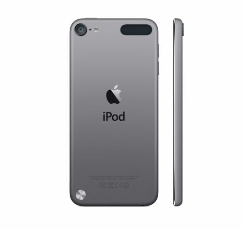 "64 GB Apple iPod touch 5th Generation Space Gray /""SEALED/"" /""Unopened/"" MP3 MP4"
