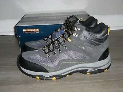 NEW Skechers 65672 Trego Pacifico Gray