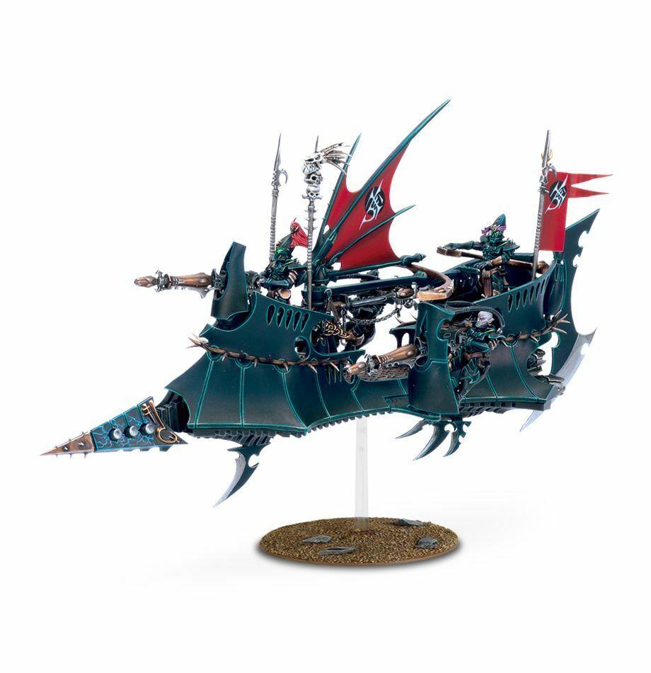 Warhammer 40K Drukhari  Ravager plastic nuovo  ordina adesso
