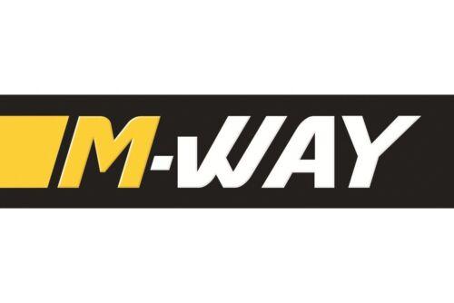 M-Way 135cm Lockable Aluminium Car Roof Rack Rail Bars to fit Ford C-Max 2010+