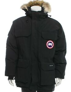 Canada-Goose-Expedition-Parka-Size-M-Black