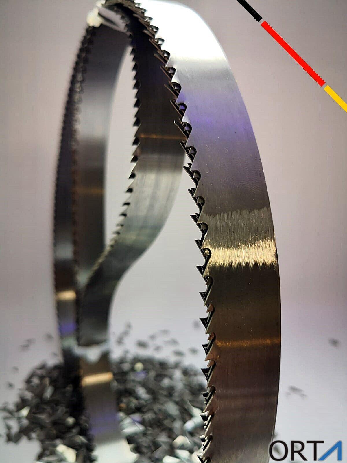 Bandsägeblätter UDDEHOLM  Länge von 1505-2180 mm Breite von 6 bis15 mm