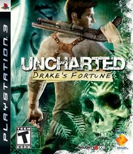 Uncharted-Drake-039-s-Fortune-Playstation-3-Game