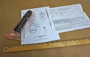 "Bell UH-1 ""Huey"" Helicopter Quill Shaft 204-040-121-005 (OHC)"