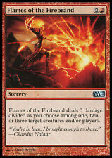 MTG FLAMES OF THE FIREBRAND - FIAMME DEL TIZZONE ARDENTE - M13 - MAGIC