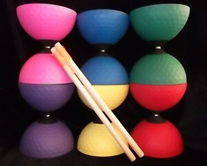 Mr-Babache-Jumbo-Eagle-Diabolo-Wooden-Diablo-Handsticks-amp-String-Set