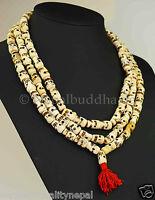"""Tolle sehr lange Halskette """"Tolle Qualität"""" aus Nepal Kathmandu Handarbeit 123h"""